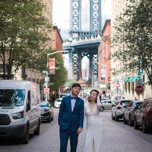 Wedding photographer New York City NYC